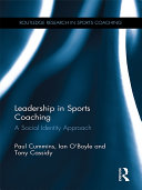 Leadership in Sports Coaching