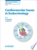Cardiovascular Issues In Endocrinology : manifestations. both gh deficiency and...