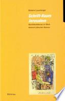 Schrift-Raum Jerusalem