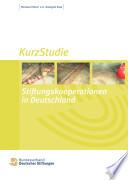 Stiftungskooperationen in Deutschland