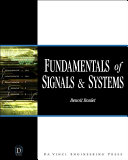 Fundamentals of Signals and Systems