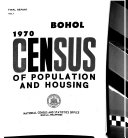 1970 Census of Population and Housing  Provincial reports
