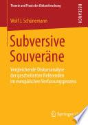 Subversive Souver  ne