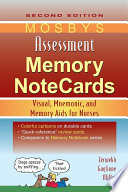 Mosby s Assessment Memory NoteCards