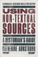Using Non-Textual Sources Book