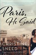 Paris  He Said