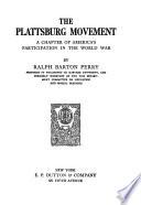 The Plattsburg Movement