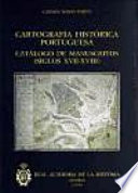 Cartografía histórica portuguesa
