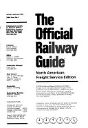 The Official Railway Guide