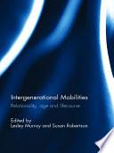 Intergenerational Mobilities