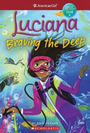 Luciana : to be chosen to dive...