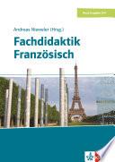 Fachdidaktik Franz  sisch