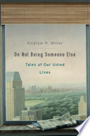Book On Not Being Someone Else