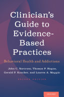 Clinician's Guide to Evidence-Based Practices