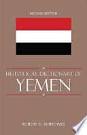 Historical Dictionary of Yemen