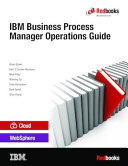 download ebook ibm business process manager operations guide pdf epub