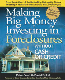 Making Big Money Investing in Foreclosures