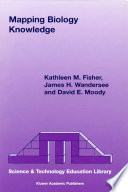 Mapping Biology Knowledge book