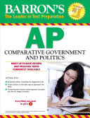 Barron's AP Comparative Government & Politics