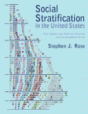 Social Stratification in the United States