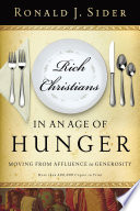 Best Rich Christians in an Age of Hunger