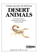 Desert Animals Book PDF