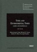Toxic and Environmental Torts