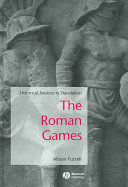 The Roman games a sourcebook /