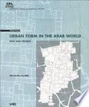 Urban Form in the Arab World