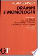 Drammi e monologhi
