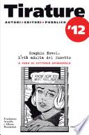 Tirature 2012  Graphic novel  L et   adulta del fumetto