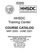 HHSDC Training Center Course Catalog Book PDF