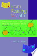 From Reading to Math