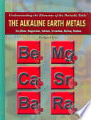 The Alkaline Earth Metals