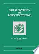 Biotic Diversity in Agroecosystems