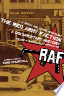 The Red Army Faction  a Documentary History