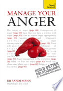 Manage Your Anger Teach Yourself Ebook Epub