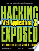 Hacking Exposed Web Applications Third Edition