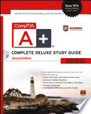 Comptia A Complete Deluxe Study Guide Recommended Courseware