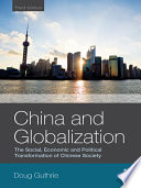 China And Globalization book
