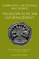 Tischgespr  che am Saturnalienfest
