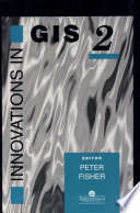 Innovations In GIS