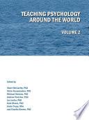 Teaching Psychology around the World