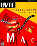 Byte s Mac Programmer s Cookbook