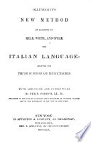 New Method of Learning     Italian Language