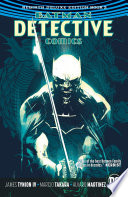 Batman Detective Comics The Rebirth Deluxe Edition Book 2