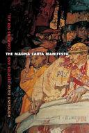 The Magna Carta Manifesto