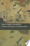 illustration du livre Japan, Sport and Society
