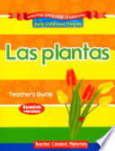 Early Childhood Themes  Las plantas  Plants  Kit  Spanish Version