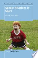 Gender Relations in Sport